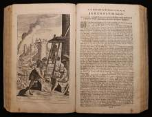 Blomes History of the Bible 1754 Plates