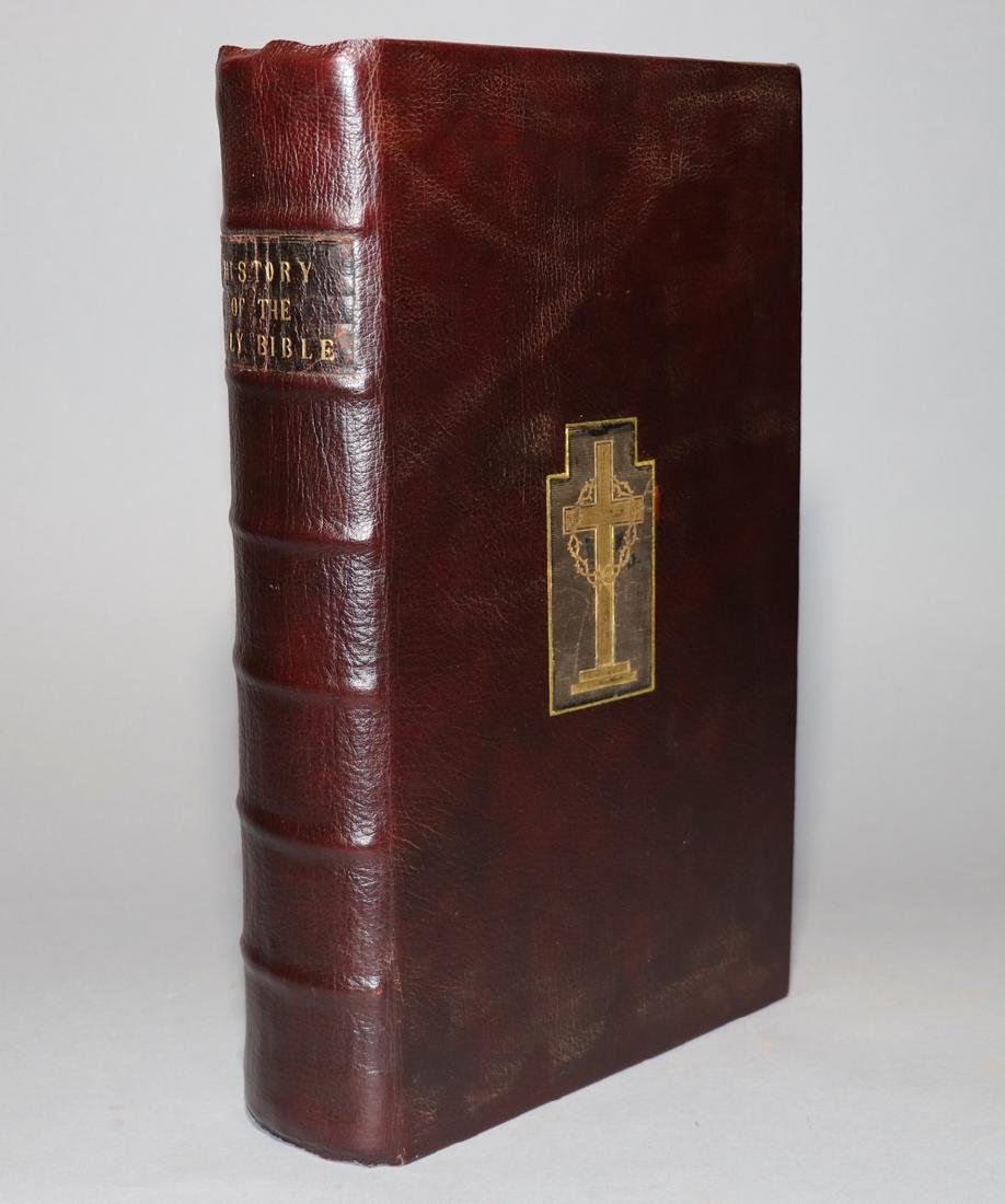 Blome's History of the Bible, 1754, Plates - 6