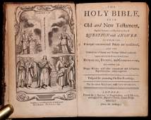 The Bible Illustrated 1755