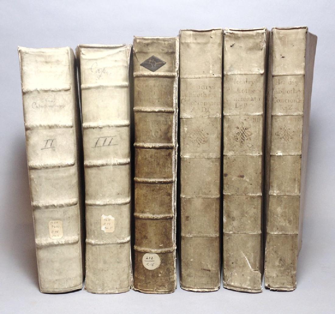 [Period Bindings, 17th & 18th c.]