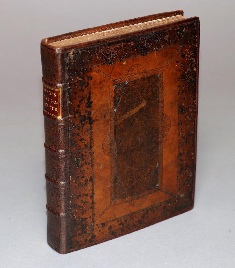 John Donne.  Pseudo-Martyr, 1610, 1st Ed. - 2