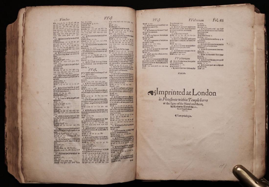 Fitzherbert on Common Law, 1577 - 8