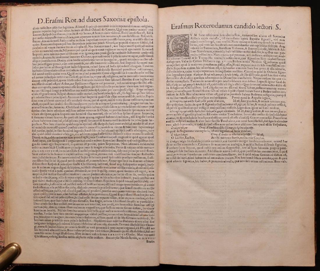 Suetonius, Twelve Caesars, 1548 - 2