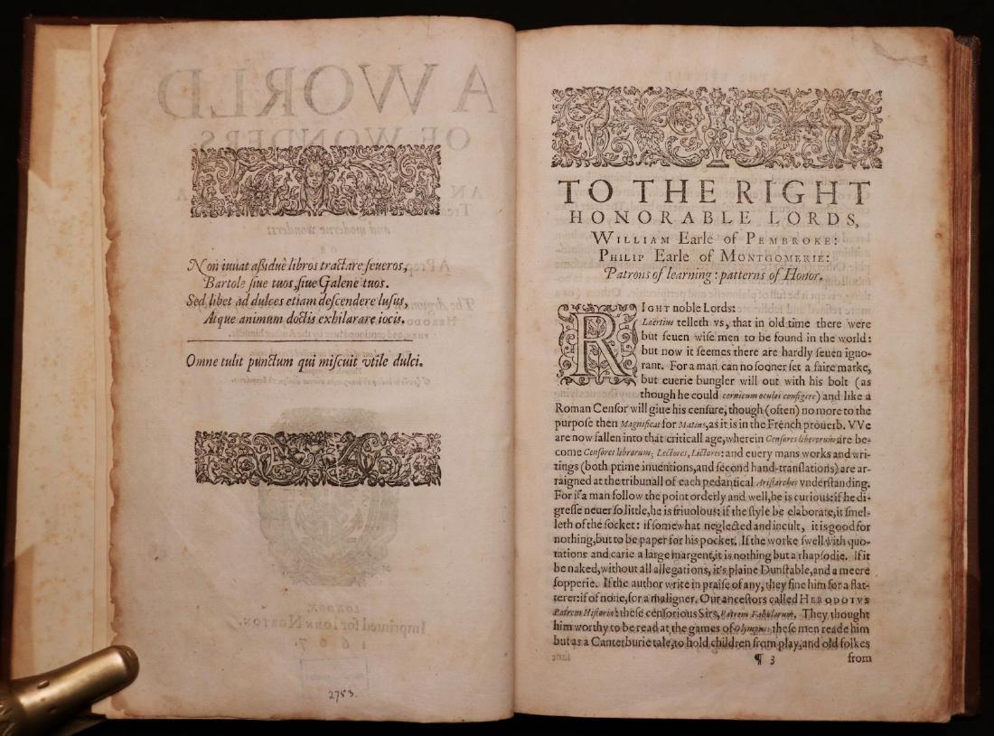 World of Ancient Wonders, 1607 - 2