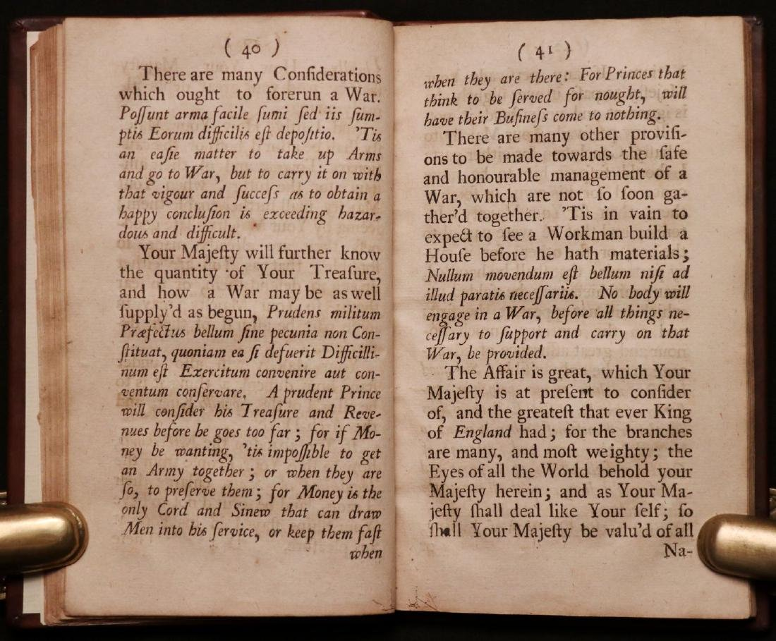 Walter Raleigh's Three Discourses, 1702 - 3