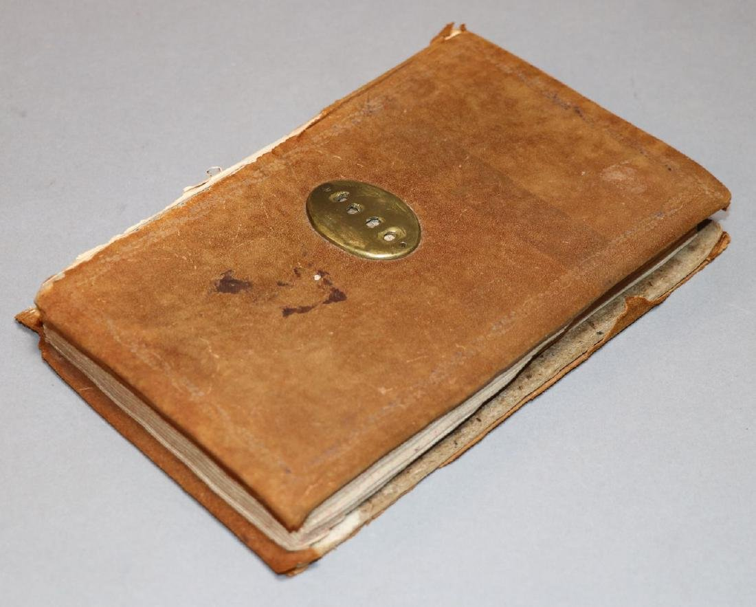 19th c. MS Commonplace Book - 6