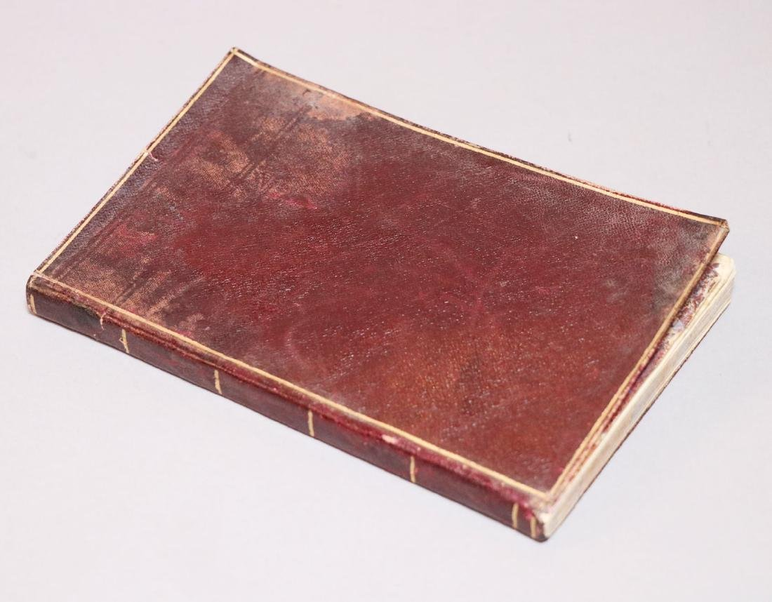 MS Journal of Trip to Algiers, 1890 - 7