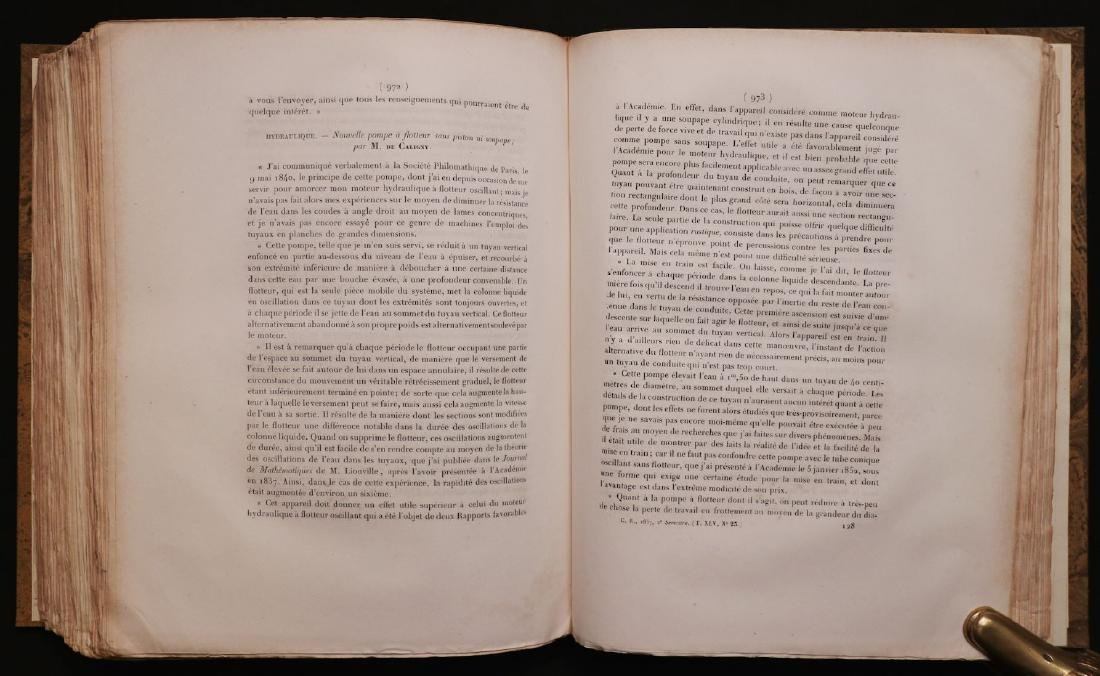 [Science]  19th c. French Academy of Sciences - 7