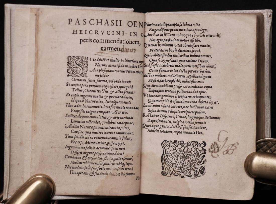 [Medicine]  Lemnius on Secrets of Nature, 1590 - 5