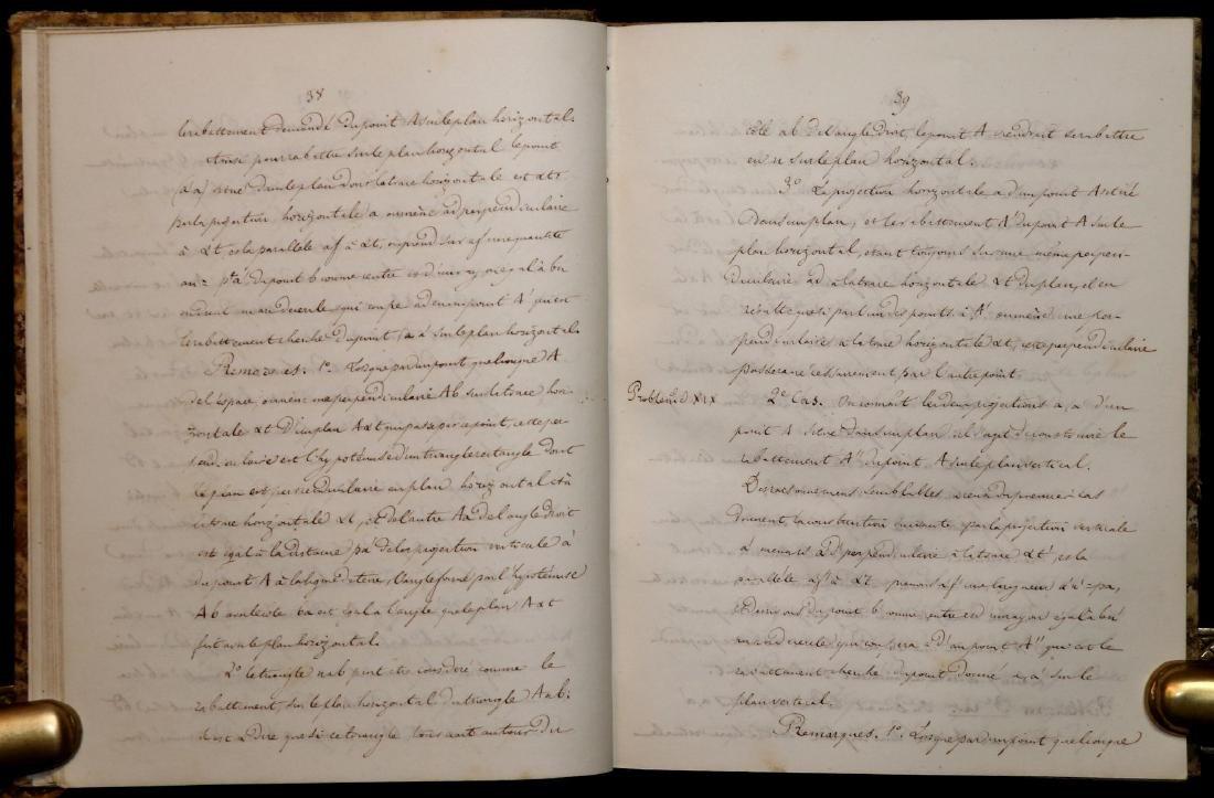 [Manuscript, Geometry & Trigonometry] - 7