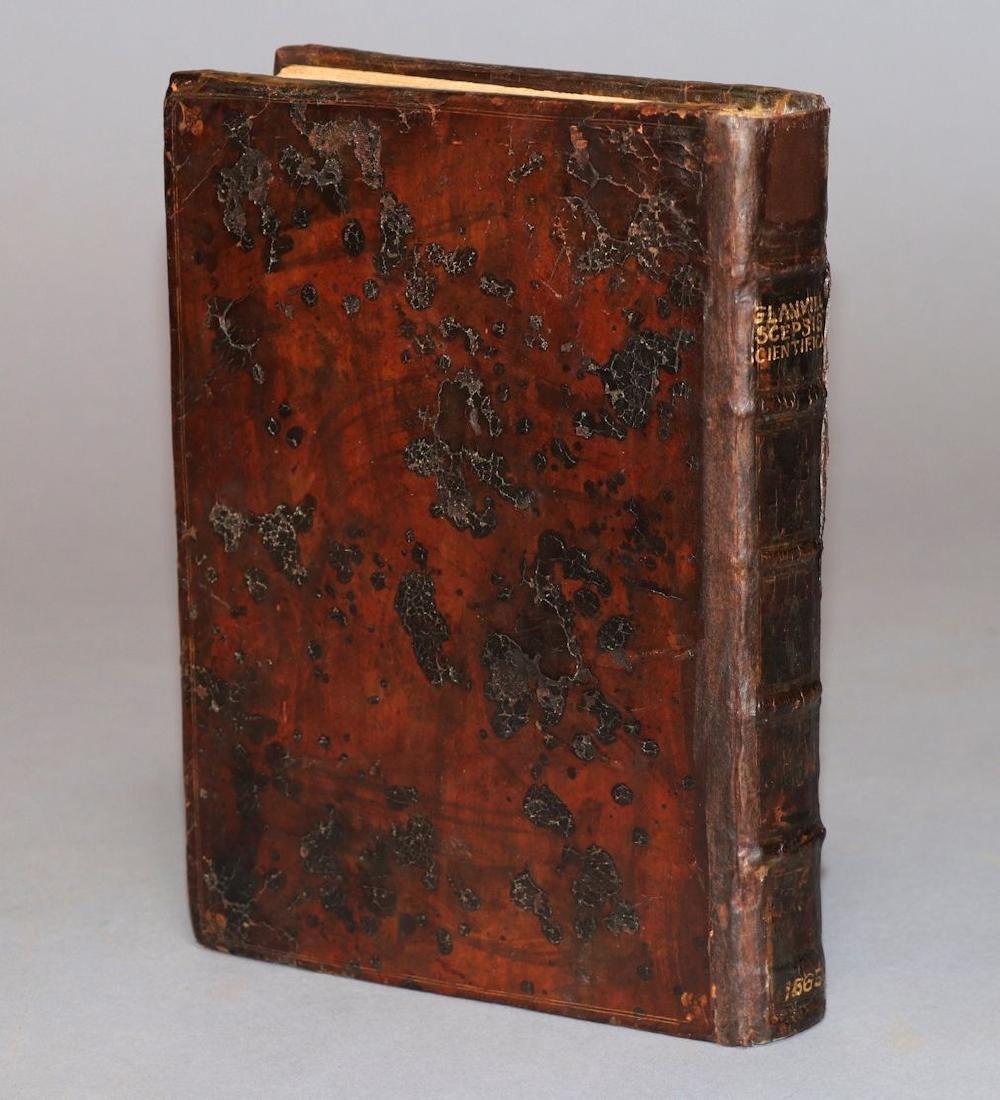 [Philosophy]  Scepsis Scientifica, 1665 - 8