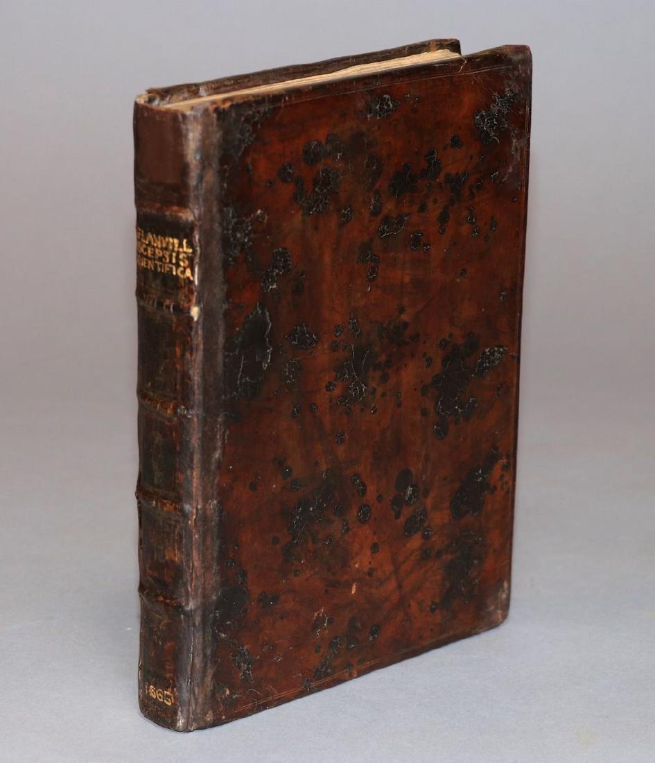 [Philosophy]  Scepsis Scientifica, 1665 - 9