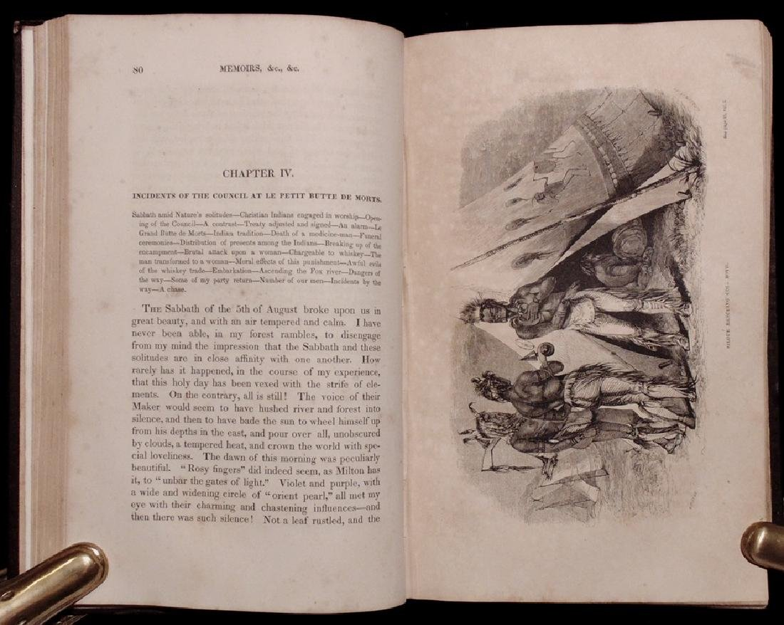 [Native Americans]  McKenney's Memoirs - 3