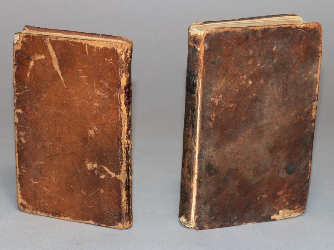 [Early American Imprints, a Pair]