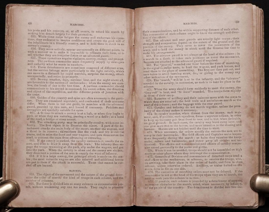 [Confederate Regulations, McKie's Copy, 1862] - 2