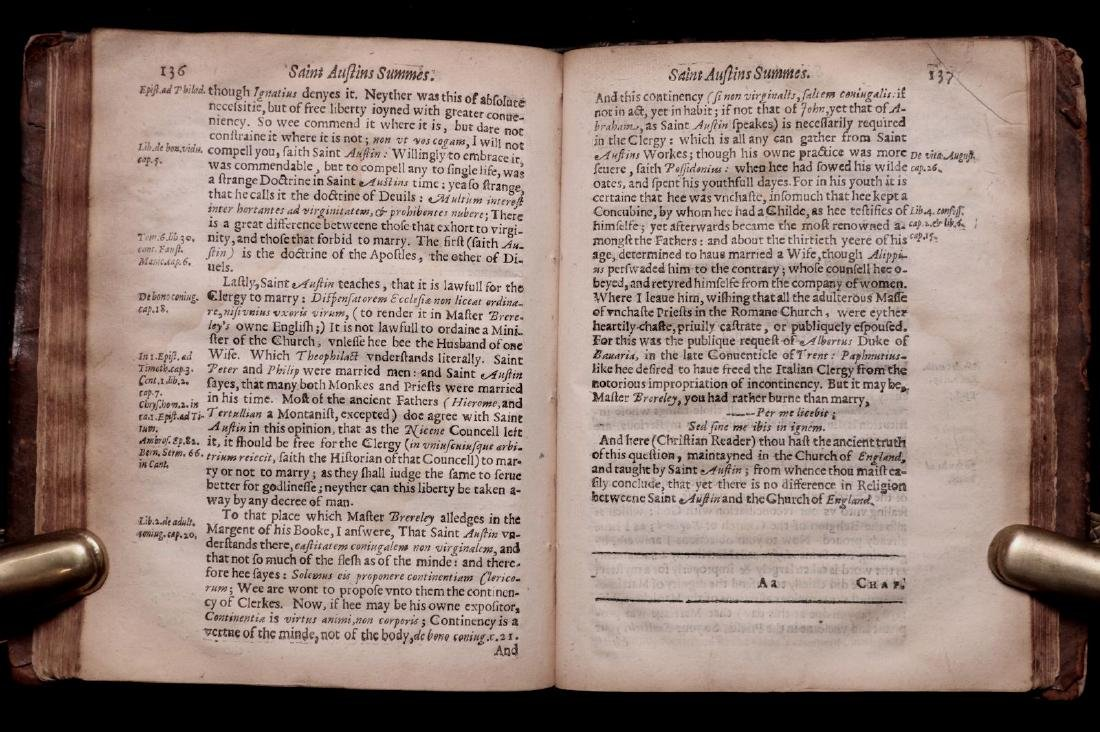 [Saint Austin, Protestants vs. Papists, 1625] - 4
