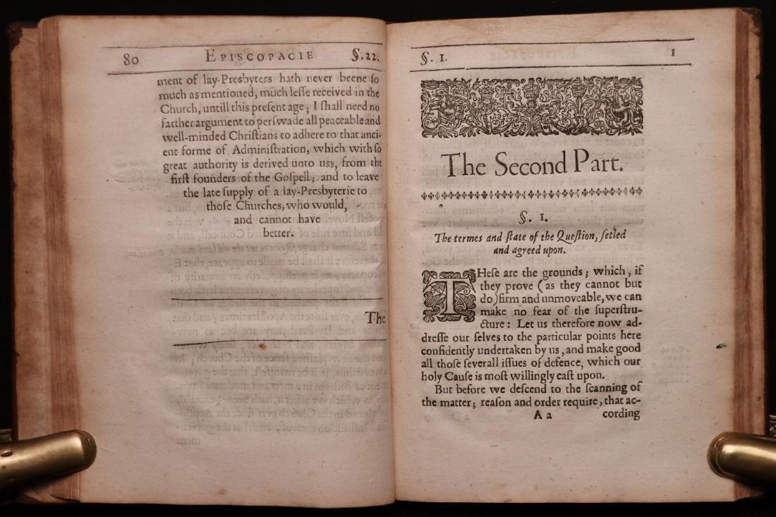 Episcopacie by Divine Right, 1640 - 4