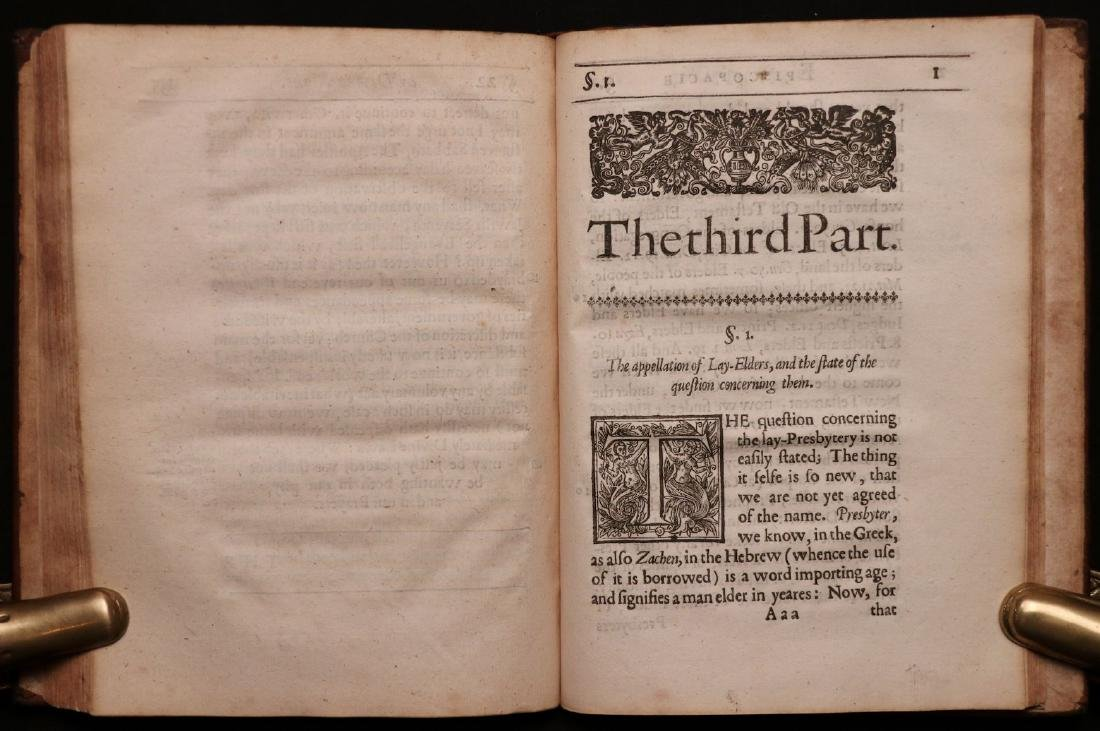 Episcopacie by Divine Right, 1640 - 5