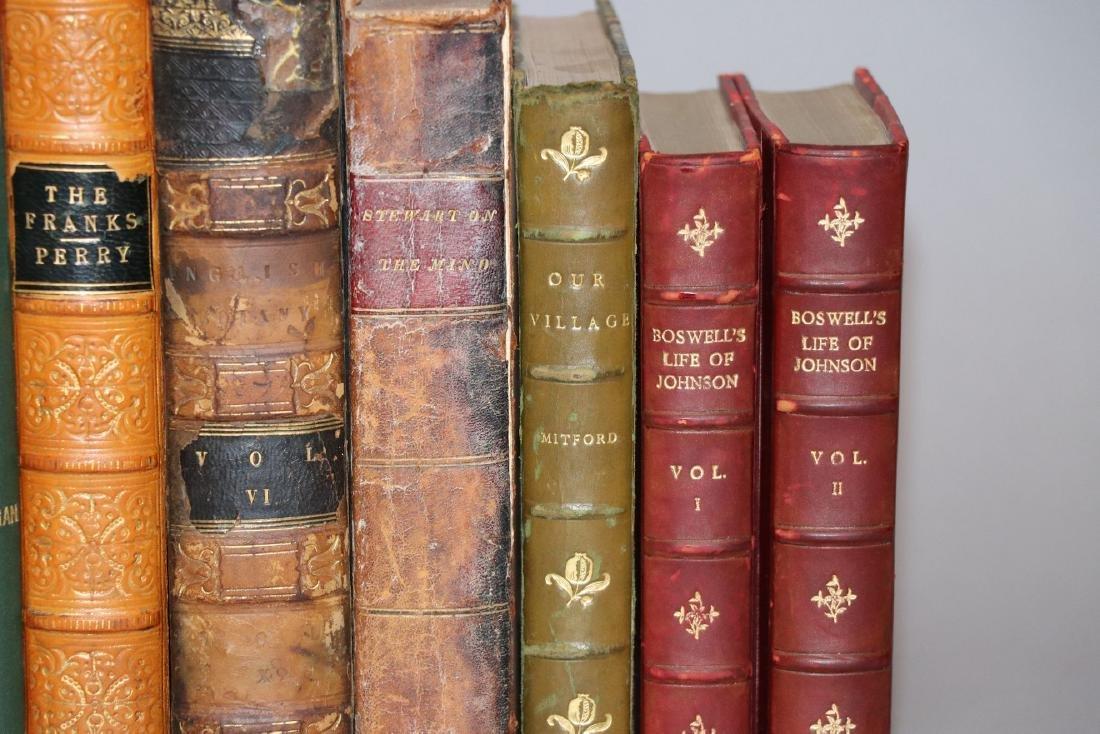 [Bindings, Literature, History, 11 volumes] - 3