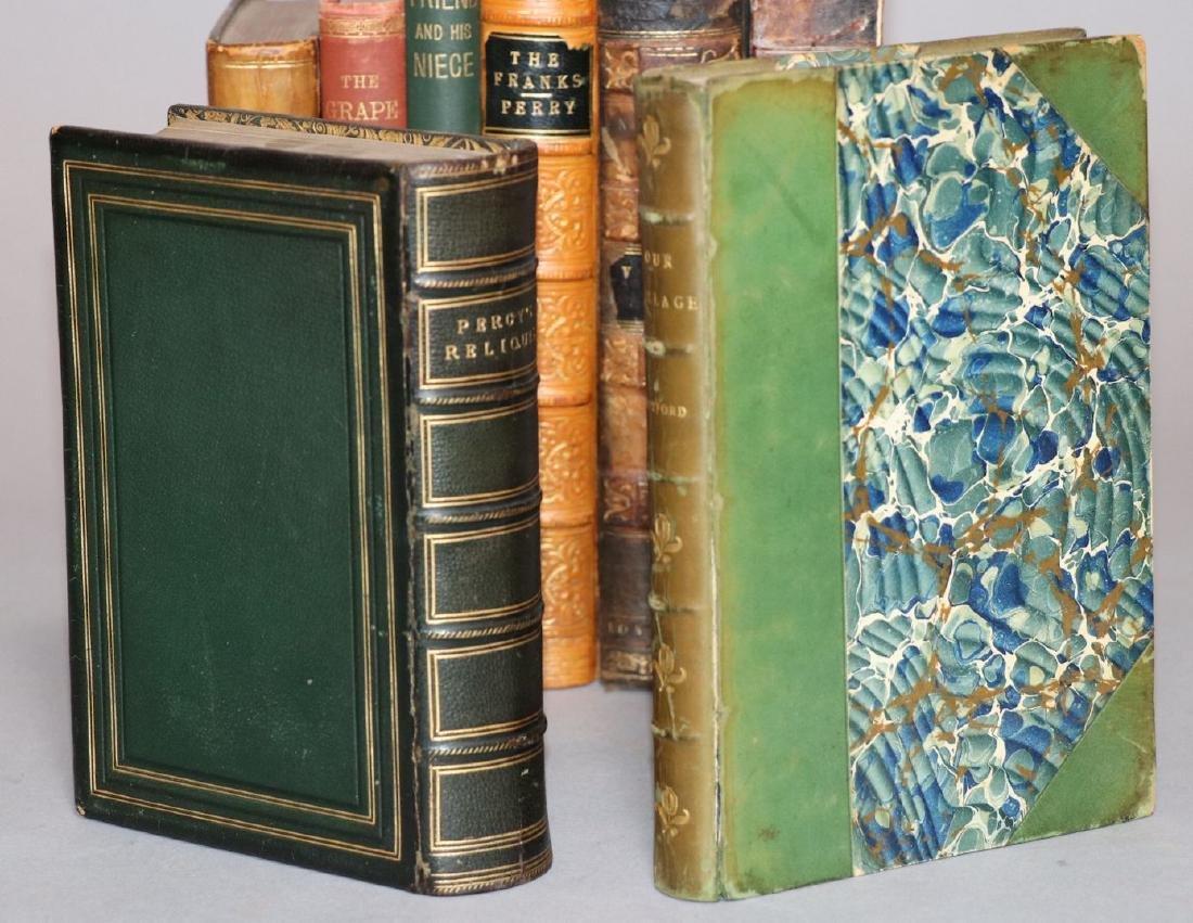 [Bindings, Literature, History, 11 volumes] - 4