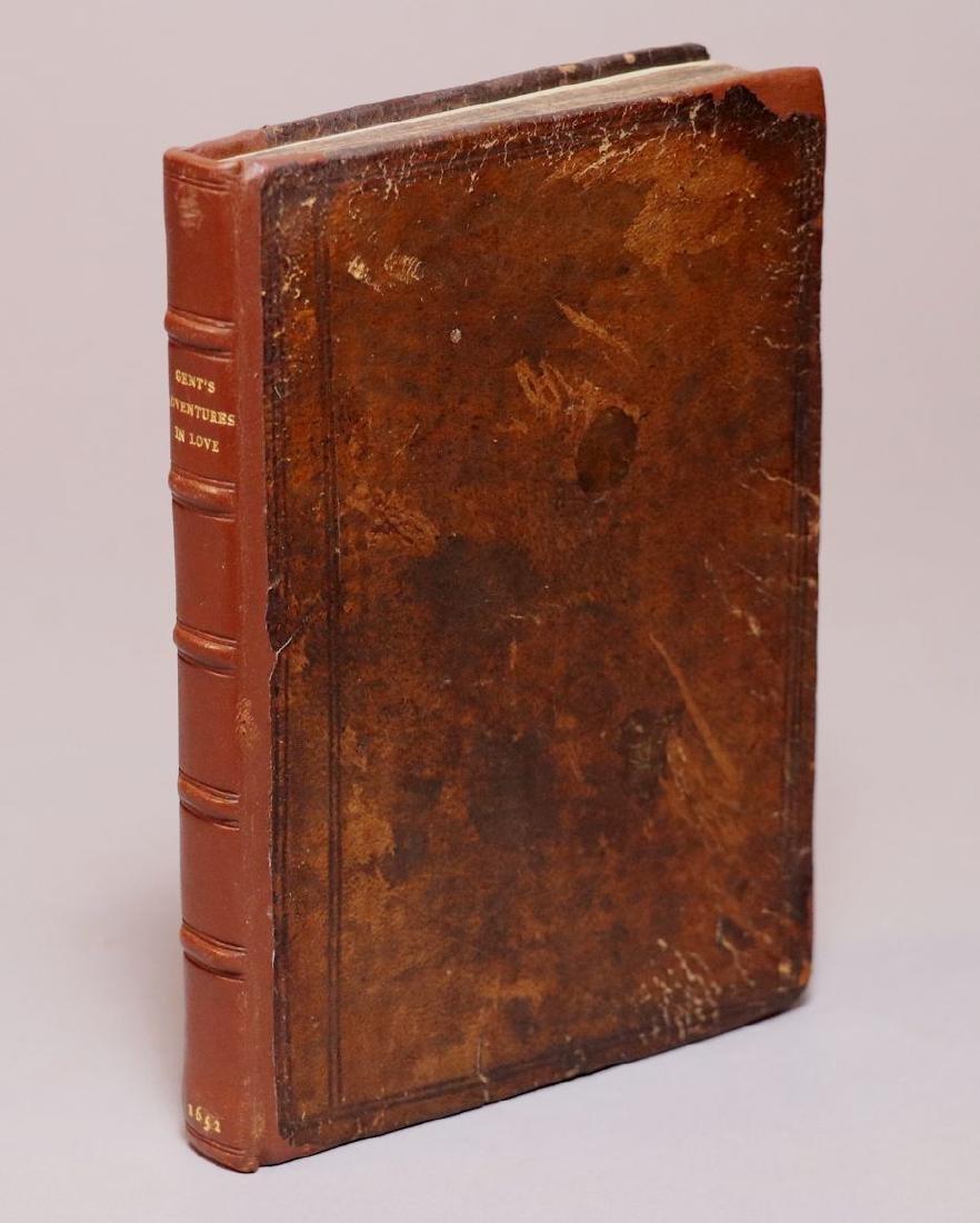 Cervantes.  Adventures in Love, 1652 - 5
