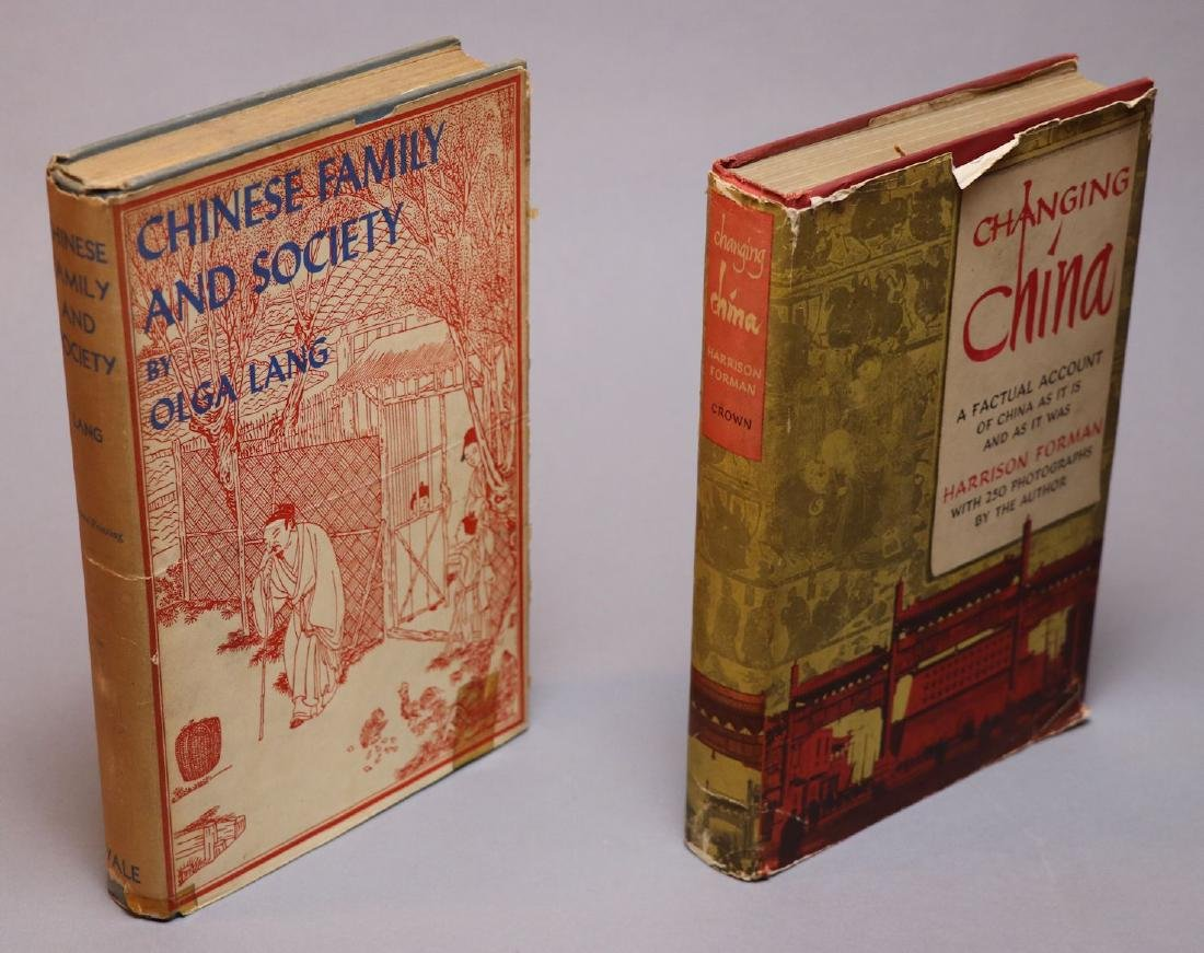 [Harrison Forman, Mao Zedong, Photo + Books] - 4