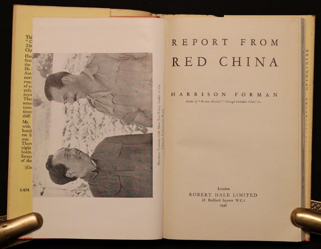 [Harrison Forman, China, Mao Zedong, Group] - 3
