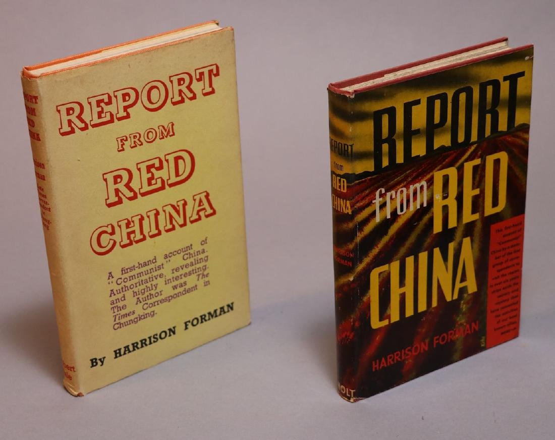[Harrison Forman, China, Mao Zedong, Group] - 4