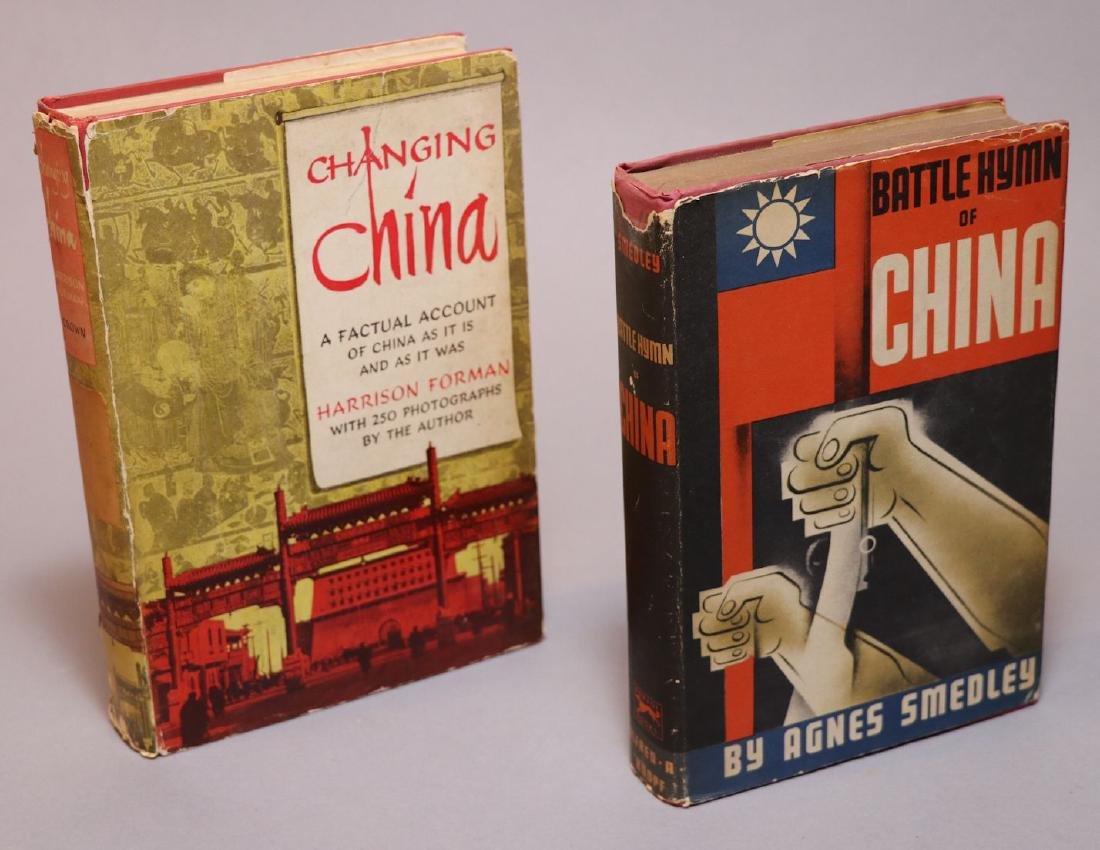 [Harrison Forman, China, Mao Zedong, Group] - 5