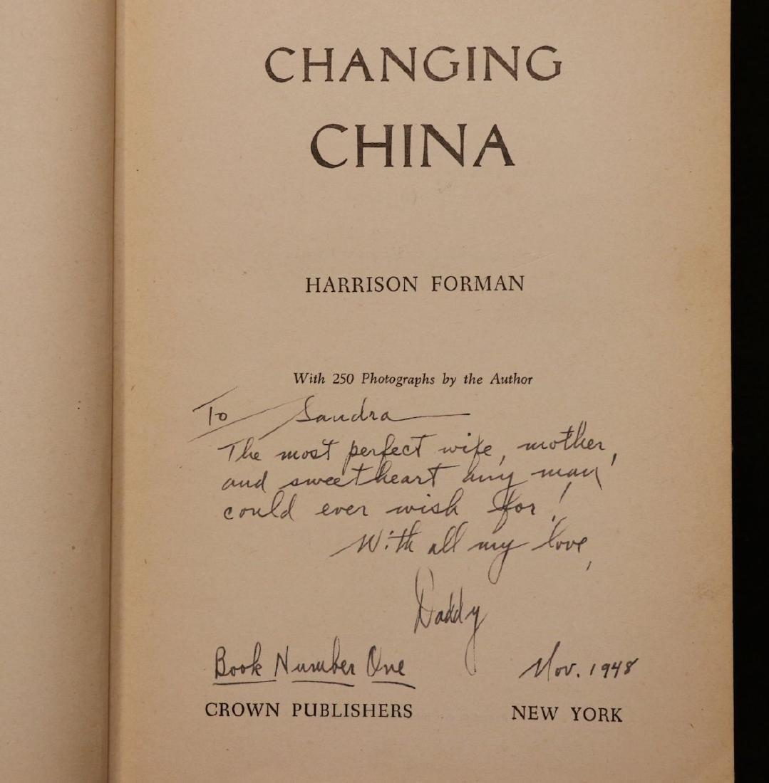 [Harrison Forman, China, Mao Zedong, Group] - 7