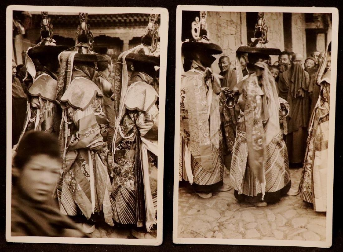 [Harrison Forman]  TIBET, Group of Photos - 2
