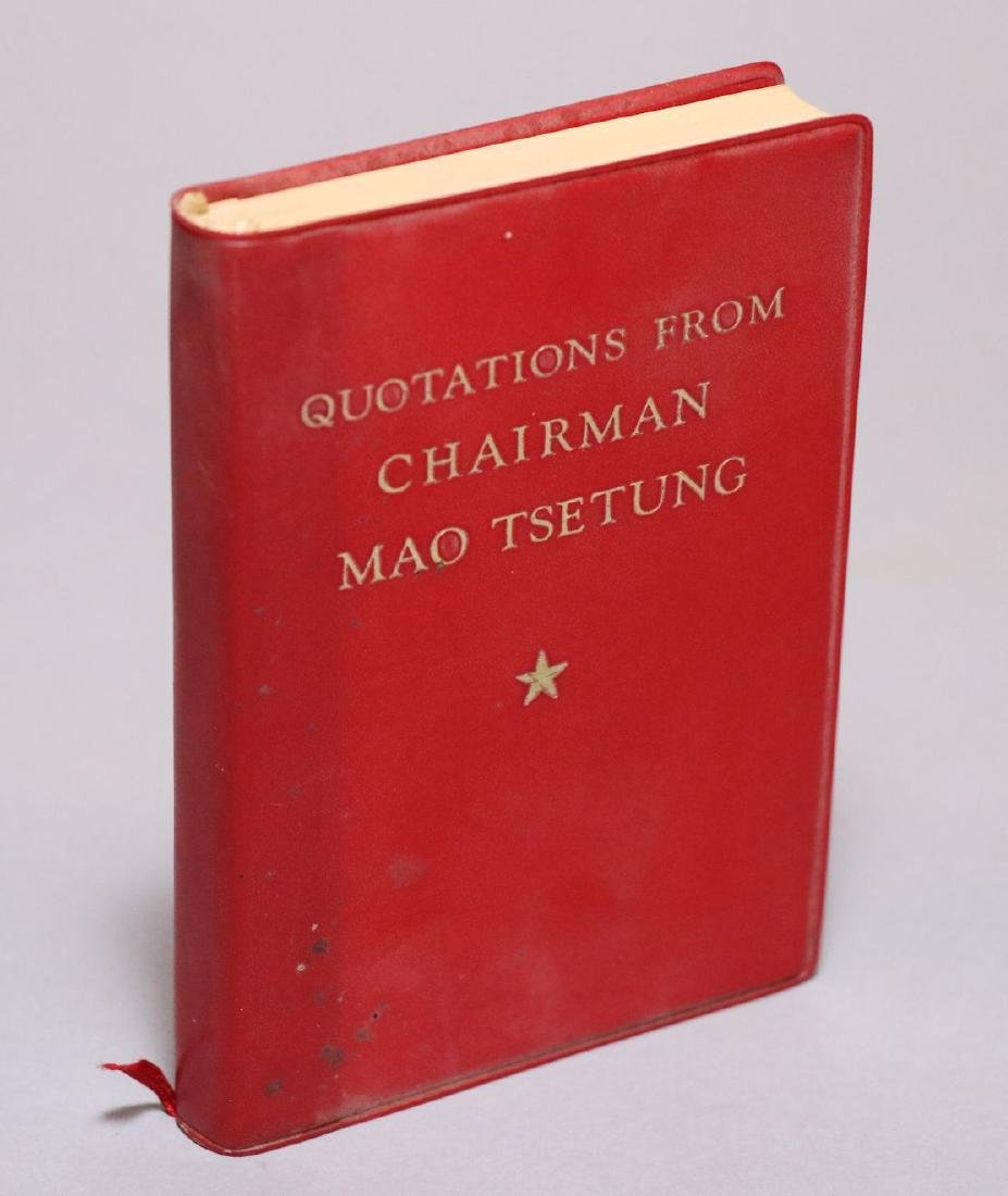 [Harrison Forman]  MAO, CHINA,  3 Books - 6