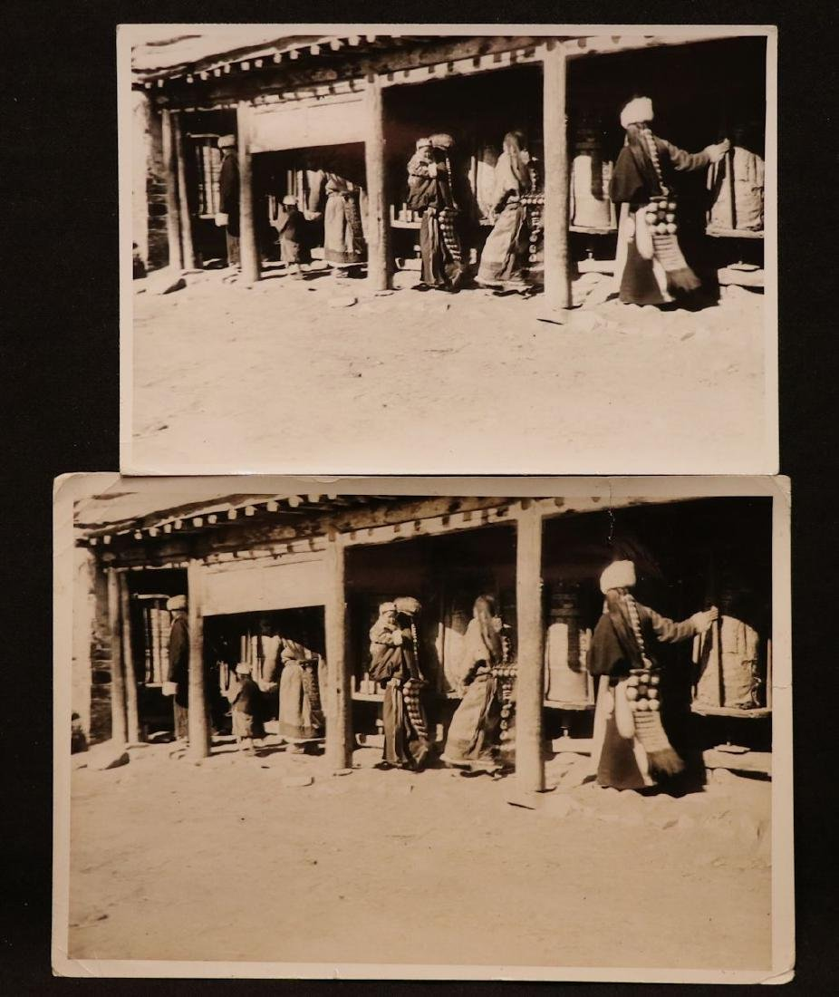 [Harrison Forman]  TIBET, Group of Photos - 6