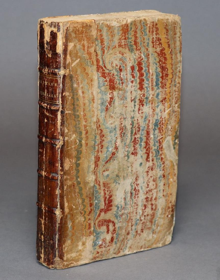 [Books on Books, Bibliography, 1738]