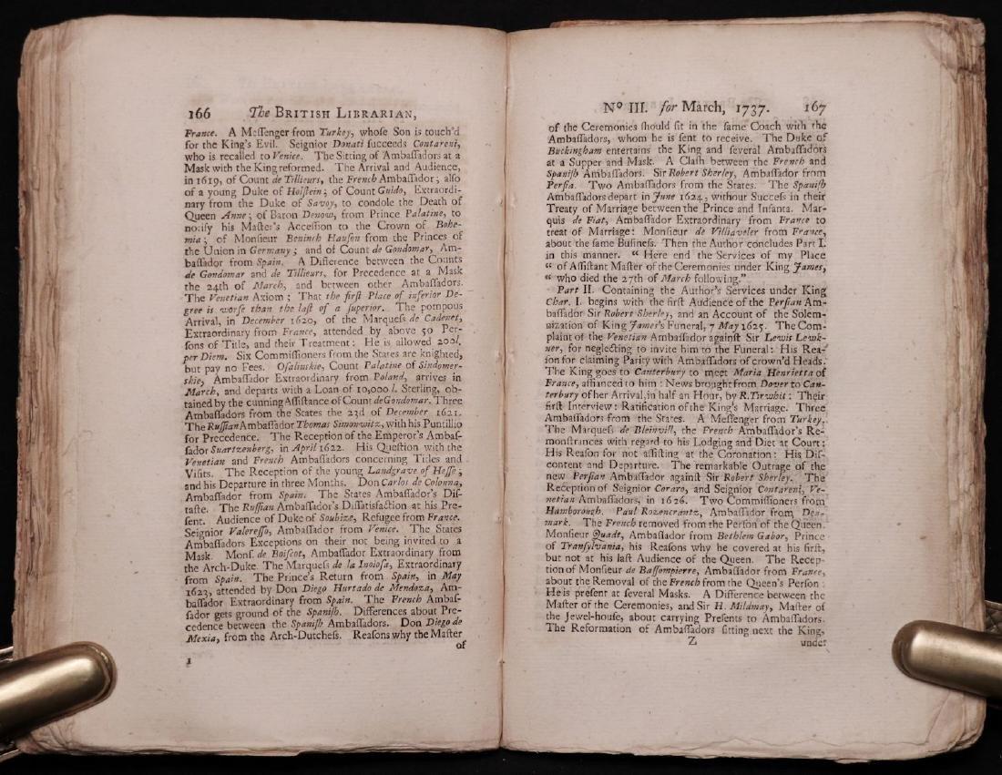 [Books on Books, Bibliography, 1738] - 7