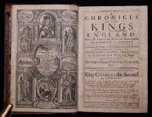 Chronicles of the Kings of England 1670