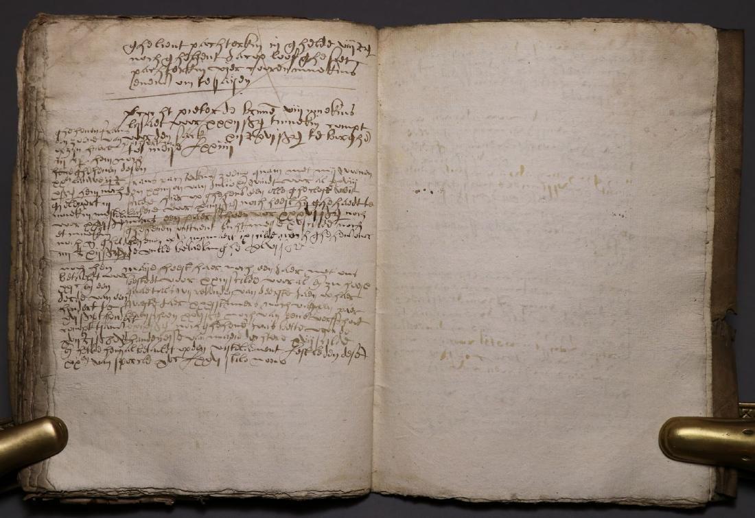 16th c. Dutch Manuscript Account Book - 6