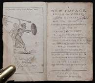 [Early American Imprint] Cook's Voyages, 1774