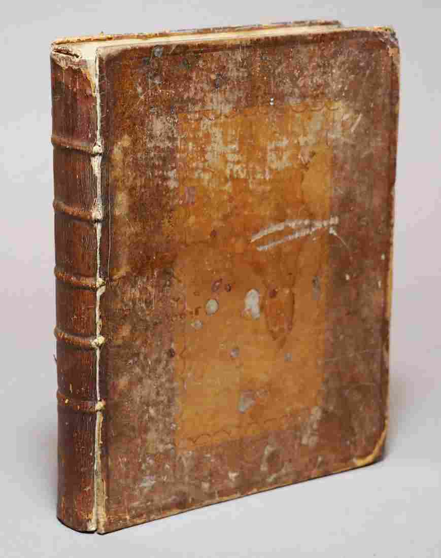 [Bible, New Testament in Arabic, 1727]