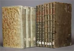 Period Bindings Folios 10 volumes
