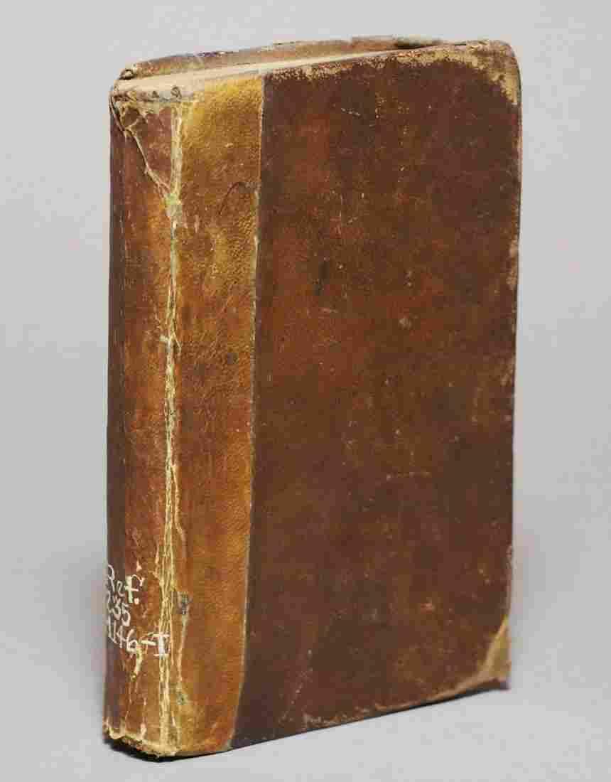 [American Imprint] Dialogues of Devils, 1794