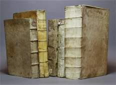 Period Bindings Folios 5 volumes
