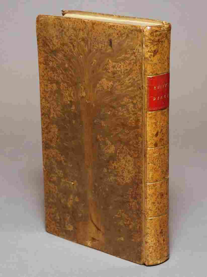 [Quaker Diary]  John Rutty's Diary, 1796