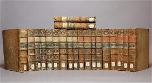 Period Bindings Quartos 20 vol Set