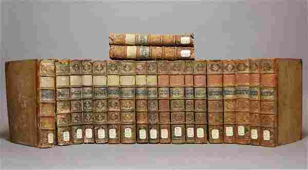 [Period Bindings, Quartos, 20 vol. Set]
