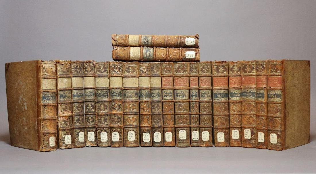 [Period Bindings, Quartos, 20 vol. Set]
