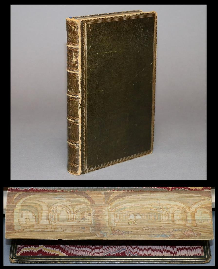 [Fore-edge Painting, Binding]