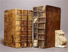 Period Bindings Folios 5 volumes
