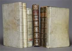 Period Bindings Folios 7 volumes