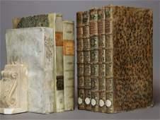 Period Bindings Folios 8 volumes